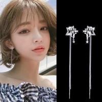 Anting Tusuk Korea BINTANG Panjang BLINK 2IN1 A9819