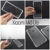 Xiaomi Mi 8 Lite Mi8 Anti Crack Case Casing AKRILIK MIKA Soft Silikon