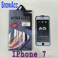 Tempered Glass Glare iPhone 7 Tempered Glass Anti Gores Anti Minyak