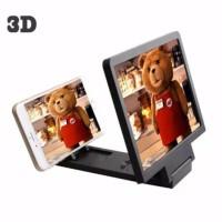 Pembesar Layar /Enlarge Screen Magnifier Bracket Stand 3D handphone