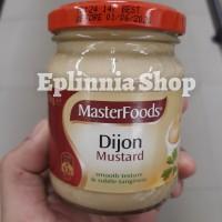 MasterFoods Master Foods Dijon Mustard 170 gr - Mustard Dijon