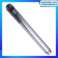 Senter Mini LED Pulpen RST711 Super Terang - Silver
