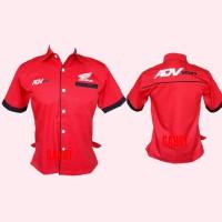 Kemeja Honda ADV 150 - Baju Seragam