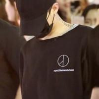 T-shirt baju Kaos pria K-POP PEACEMINUSONE