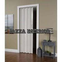 PARTISI LIPAT PVC/PINTU LIPAT PVC/FOLDING DOOR PVC TINGGI 3M (CUSTOM)