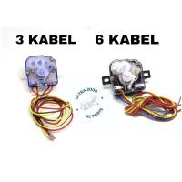 Timer Mesin Cuci Universal 3 Kabel / 6 Kabel