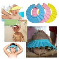 [21gram] G11 Topi Keramas Anak Kecil Bayi Balita Kid Shower Cap dengan