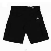 Celana chino cargo pendek