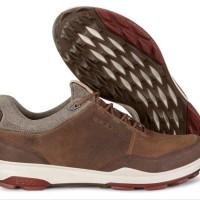 Sepatu Golf Ecco Biom Hybrid 3 Camel Original
