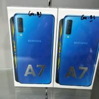 SAMSUNG GALAXY A7 2018 4/64GB GRS RESMI SEIN - BIRU
