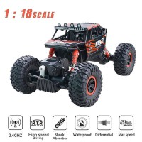 Promo Mobil RC Monster Truck Off-Road Remote Control 2.4G 4WD