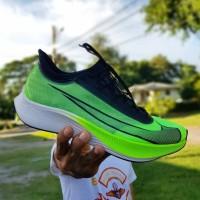 Sepatu Nike Zoom Bapor fly electric Green - Premium Original