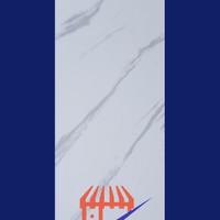 PLAFON PVC ANDA Marmer putih | AD 8039 A 3M Ready Stock Jakarta DEPOK