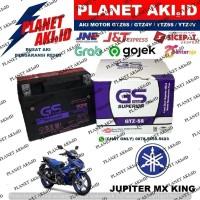 Aki Motor Yamaha Jupiter MX King GTZ5S GS Y Accu Kering MF