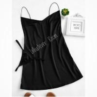 Shyla - Sexy Lingerie Lace Satin Dress Babydoll Honeymoon