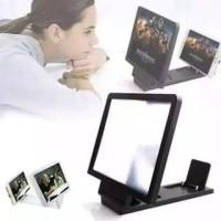 3D Phone Screen Magnifier Kaca Pembesar Layar HP Enlarger Enlarged