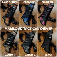 Archery Quiver -Tas Anak Panah - Mamlouk Tactical Quiver - Hunting