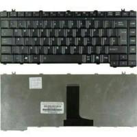 Keyboard Laptop Toshiba Satelite A200 A205 A210 A215 M200 M205 Hitam