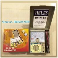 Multimeter Avometer multi tester Analog Heles UX78TR UX78 UX-78tr