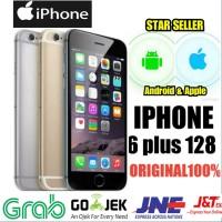 iPhone 6 plus 128 GB baru original garansi 1 tahun distri Apple