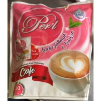 Per'l Cafe Kopi Kacip Fatimah dan Kolagen