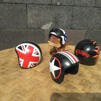 Miniatur helm figure Egg Attack Action