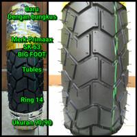 Ban motor tubles matic ring 14 Ukuran 90/90 ban belakang Beat Vario