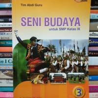 Promo Buku Seni Budaya Untuk Smp Kelas 9 Ktsp 2006 Penerbit Erlangga