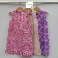 Baju Batik Anak Perempuan / Dress Batik / Blouse Anak Perempuan T08