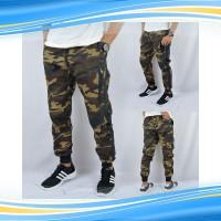 Celana Joger Pants Army / Joger Camo 225