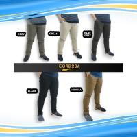 Celana Chino Premium Big Size 33 - 38 Distro Cordoba Casual Kantor Pri