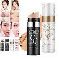 BANZOU Face Natural Lazy Stick CC Cream Air Cushion Whitening