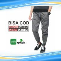 Celana Joger Jogger Panjang Pria Sweatpants Sporty Big Size 28 29 30 3