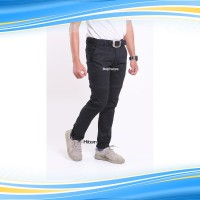 celana chino pria premium casual santai semi formal termurah hitam abu