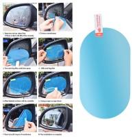 Car Waterproof Film Car Rearview Mirror Antifog Rainproof Antiglare