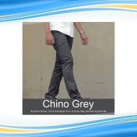 Celana Chino Original Motz Khaki / Abu Muda / Cream / Hitam / Abu Tua