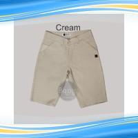 Celana Pendek Chinos Premium Big Size Moka/ Chino Pendek Ukuran 33 - 3