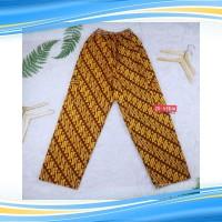 Celana Boim Batik Dewasa fit to XXL / Celana Batik JUMBO Big Size Xtra