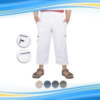 Celana Pangsi JUMBO fit to XL / Kantong Santai Pria Harian Laki Polos