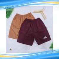 Celana Logo KODE TNF Dewasa Pria Fit To XL / Celana Pendek Laki Polos