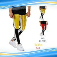 JC Collection Celana Jogger Pria Ronaldinho Kombinasi Warna M-XXL 225