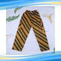 (TERMURAH) Celana Boim Batik Dewasa fit to M / Standar Murah Panjang G