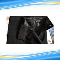 ALISAN Original Celana Panjang Slim Fit Bahan / Celana Katun / Celana