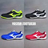 Sepatu Futsal Mizuno NeoShin Professional - Hitam, 39