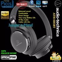 Audio Technica ATH SR5BT/ SR 5 BT Bluetooth On-Ear Hi-Res Headphones