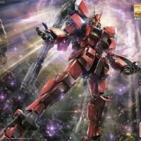 MG Master Grade Gundam Amazing Merah Red Warrior Bandai Original