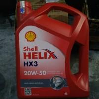 oli Shell Helix HX3 SAE 20W-50