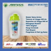 Shaker Salsa Arniss 400 mL / 400ml botol bottle minum shake susu