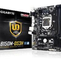 GIGABYTE GA-B150M-DS3H ( Mainboard LGA1151 B150 DDR4 ) Big promo
