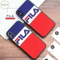 Fila case ip iphone 5 5s se 6 6+ 6s 6S+ plus 7 7+ 8 8+ X XS NOT BAPE